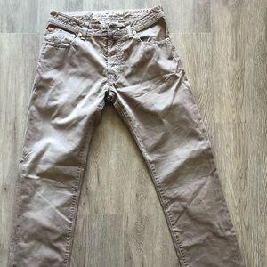 Italian hand made jeans